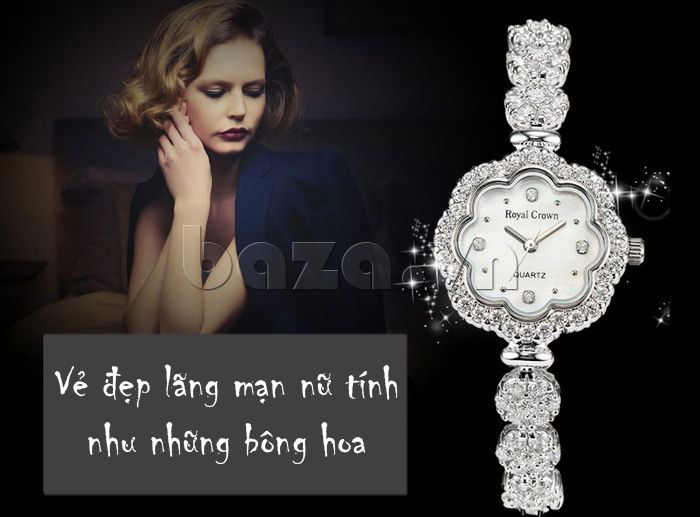Romantic watch - http://baza.vn/dong-ho-nu/c