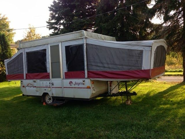 Step by step remodel and repair of a pop up camper. Tales of a single Country girl!: And it begins!