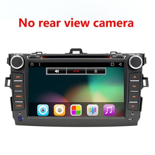 For Toyota Corolla 2007~2011 8 Capacitive Android 7 1 Car DVD Player GPS Unit