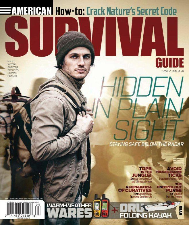 Download American Survival Guide - April 2018 PDF magazine