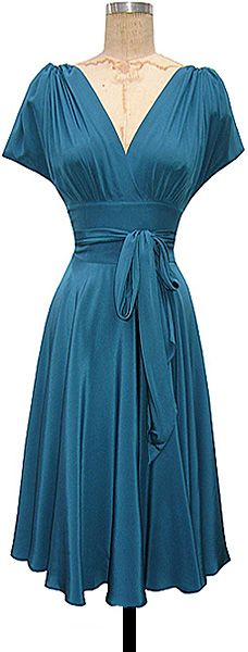 This is actually the perfect dress. One in every colour please...