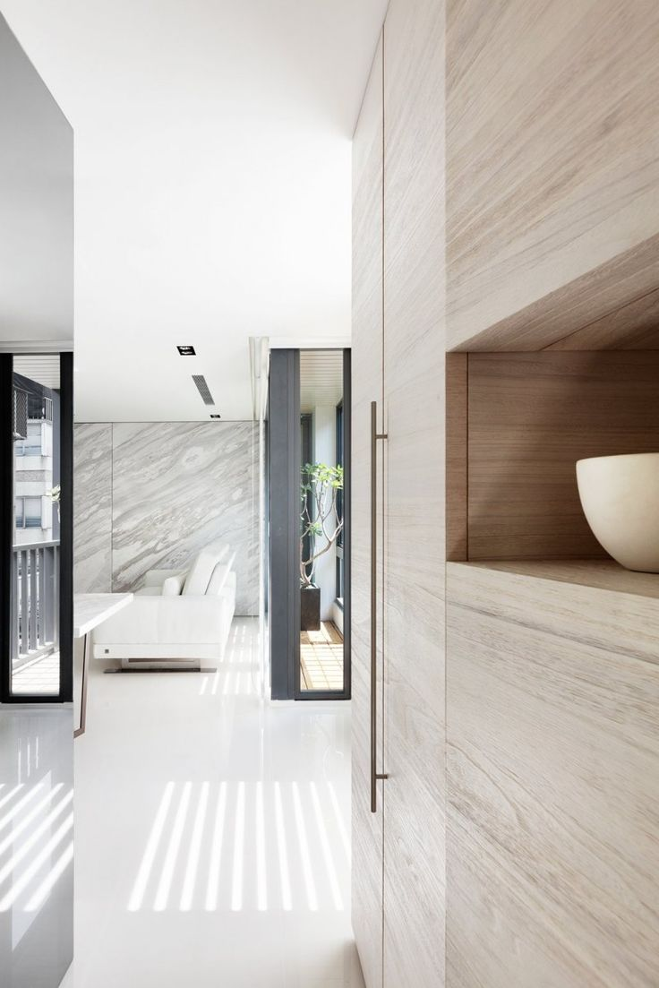 Residence Chang by ATELIERII | HomeDSGN, a daily source for inspiration and fresh ideas on interior design and home decoration.