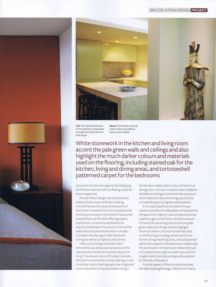 Home Renovation Vol 10 No 1 Page 4 Brooke Aitken Design