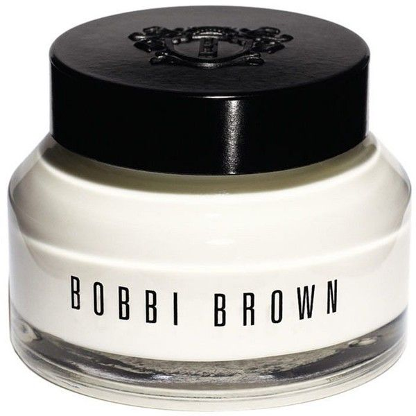 Bobbi Brown Hydrating Face Cream featuring polyvore, beauty products, makeup, face makeup, tinted moisturizer, no color and bobbi brown cosmetics