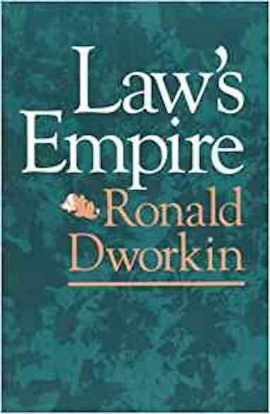 Law's Empire by Ronald Dworkin My rating: 4 of 5 stars  Quite readable, but the concepts are deep. Dworkin is a philosopher, and to fully understand his theories of law requires a good bit of work, and a decent understanding of the law and of philosophy.  I enjoyed his style of writing: deep but conversational, academic but accessible.