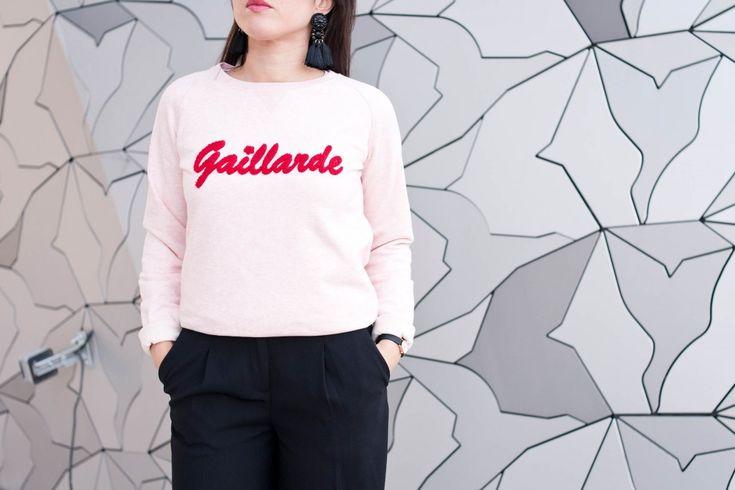 Brive la Gaillarde 100 % Gaillarde Collaboration l'atelier d'al blog mode