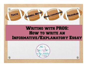 example of an expository essay college