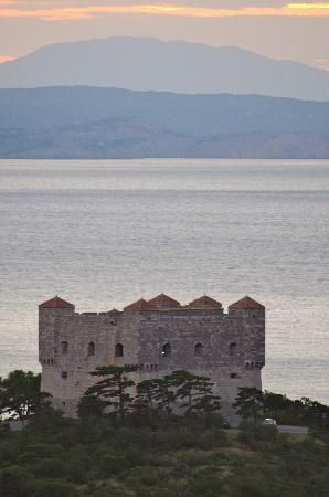 Nehaj Castle Senj, Croatia     oldest town in the Upper Adriatic more than 3,000 years old.
