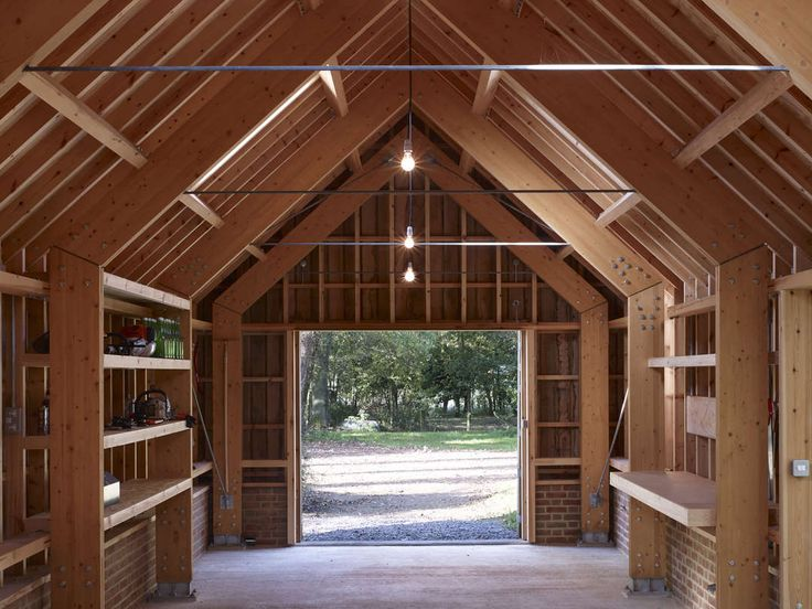 Workshops are designed as spaces to tinker, craft, and fabricate. A humble typology by nature, they house various tools and resources to support the act of m...