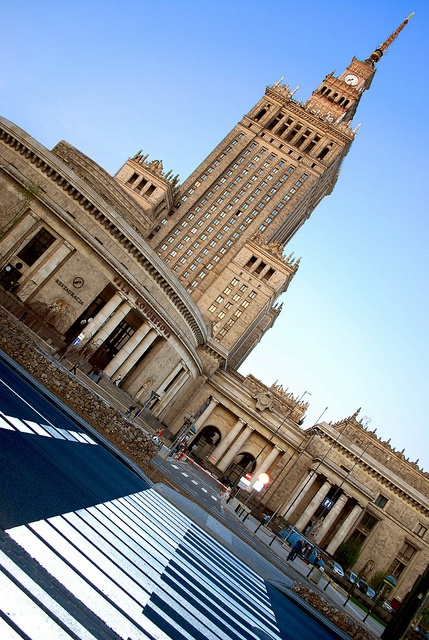 Warsaw - Palace of Culture