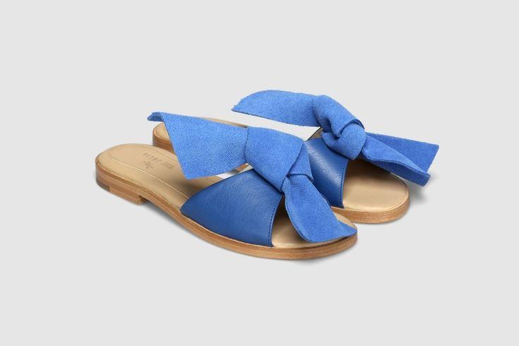 Flip Flops MISS JULIA - Turquesa
