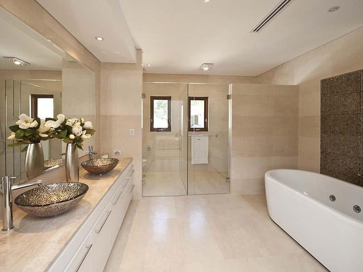 Large Bathroom Designs Best Best 25 Modern Large Bathrooms Ideas On Pinterest  Bathroom . Decorating Design