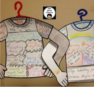 A fun Harmony Day activity that you can complete in a day! So why not tomorrow? Come over and read how to do this activity with your class! Miss Jenny's Classroom: Harmony Day: T-Shirt Activity