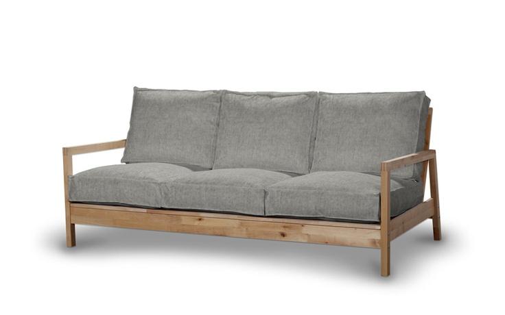 Reupholstered IKEA Lillberg futon
