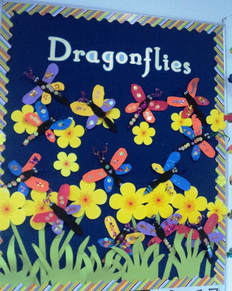 Dragonflies from BrennaMinibeast Crafts, Dragonflies Classroom, Classroom Display, Schools Stuff, Bulletin Boards, Classroom Inspiration, Display Ideas, Boards Ideas, Classroom Ideas