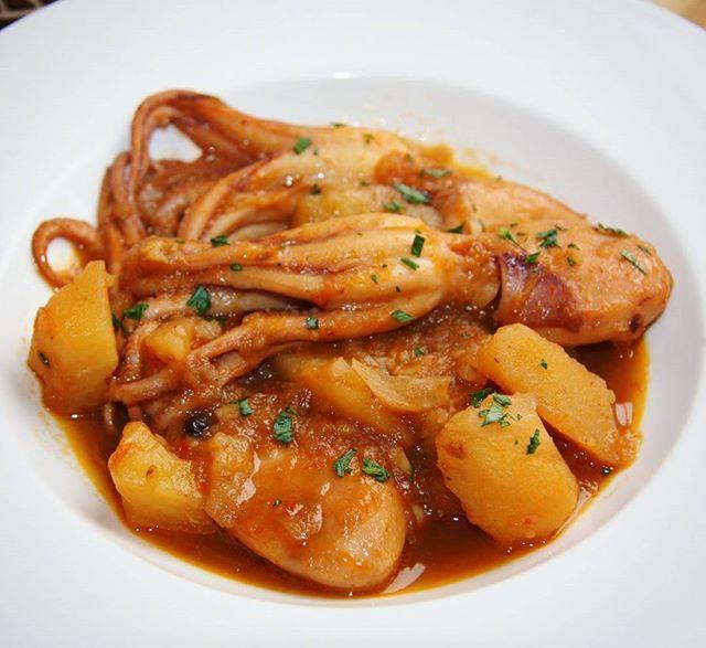 Guisat de popets. La recepta a http://ift.tt/2ovbvSg  #benremenat #gastronomia #ebreactiu #recepta #terresdelebre #cuinacatalana #larapita #deltadelebre