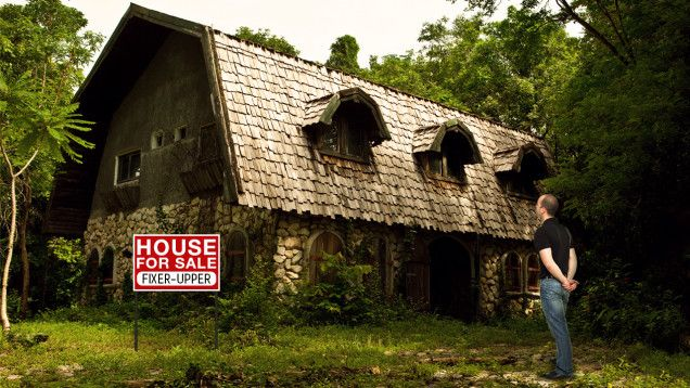 What to Look For When Buying a Fixer-Upper House?