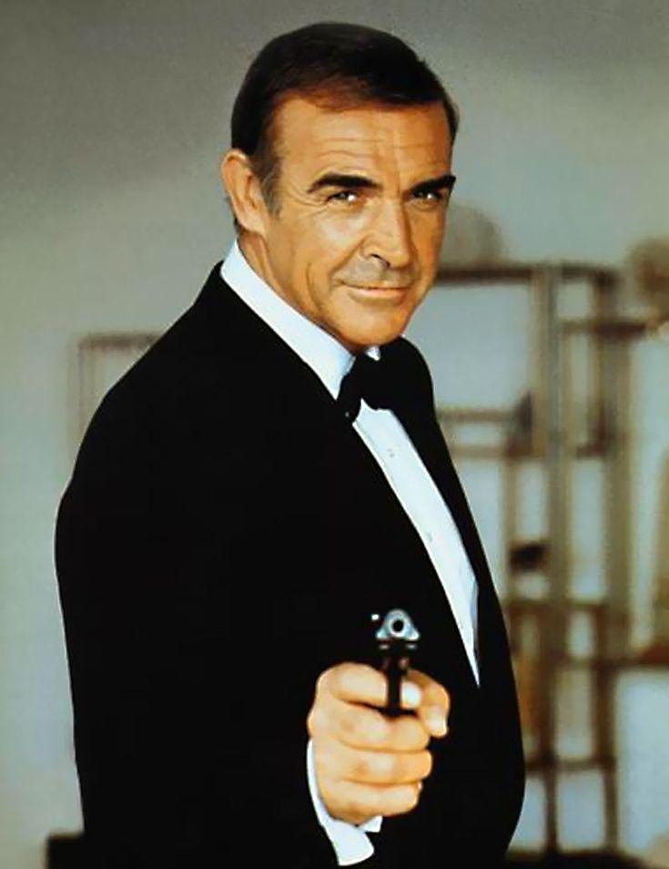 Sean Connery Never Say Never Again Cinema Pinterest