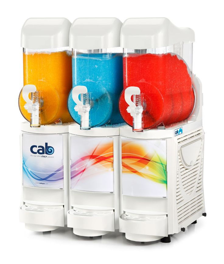 Slush machines are easy to use and produce a drink that many love. Refilling beverage independently can also be a real plus when there are little ones in the home. This is especially convenient during parties and barbecues when the host and hostess are often busy elsewhere.