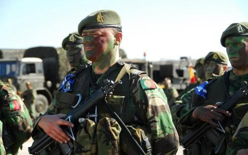 Portuguese Army Rangers