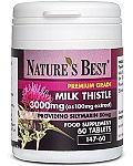 Milk Thistle Tablets 3000mg