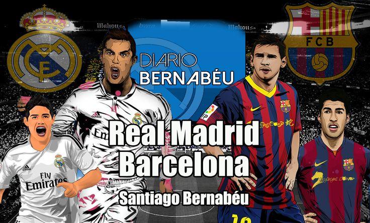 Aquí puedes ver el minuto a minuto del partido, las imágenes más destacadas y los comentarios de nuestros expertos http://www.diariobernabeu.com/resultado-real-madrid-barcelona/16801