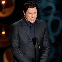 And lastly, his own name. | If John Travolta Had To Pronounce Everyone's Name At The Oscars