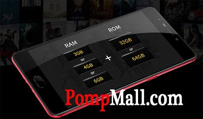 Smartphone: Elephone P8 series phone can be available on pompm...