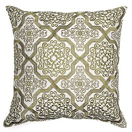 ZGallerie pillow for less.  All I need is fabric!