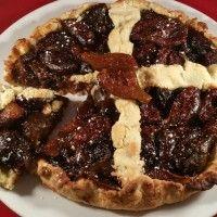 Rustieke taart met verse vijgen : Recepten van Domy