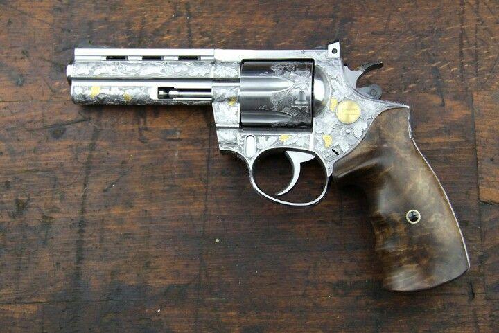 Korth 357 Revolver Firearms Handguns Pinterest