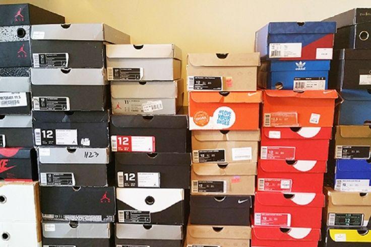 20 façons de récupérer les boites de chaussures pour leur donner une seconde vie!