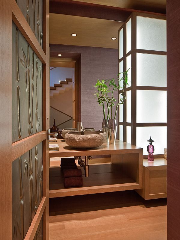 Decorating Ideas For Powder Rooms 91 best powder room designs images on pinterest | room, home and live