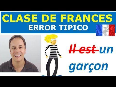 Los 10 errores más comunes del francés (y cómo lidiar con ellos) - infoidiomas