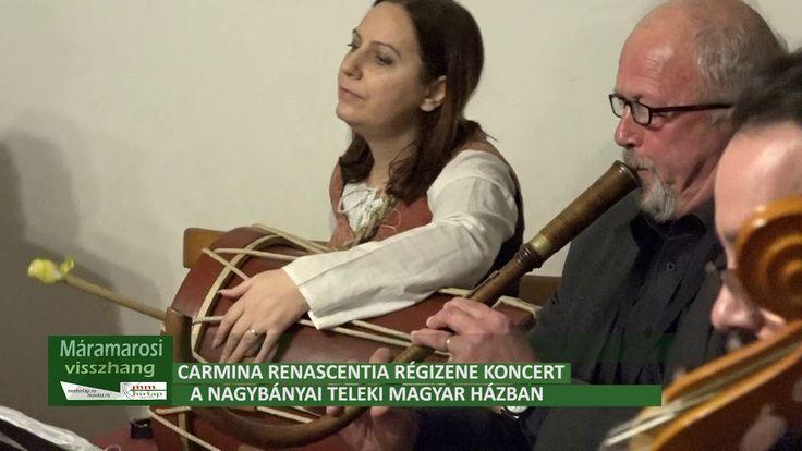 Carmina Renascentia régizene koncert a Teleki Magyar Házban, 2 rész