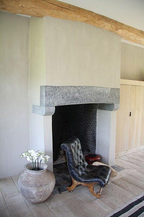 Schouw, chimney