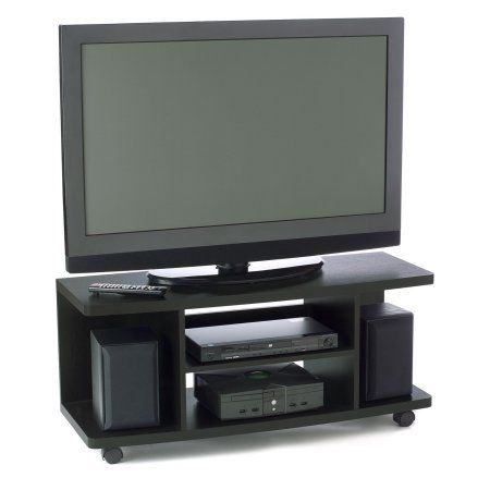 Convenience Concepts Northfield Grand TV Stand for TVs up to 46 inch, Gray