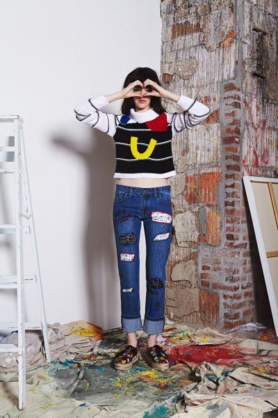 Alice + Olivia x Basquiat è il nostro sogno che si avvera