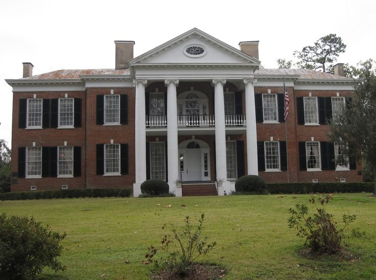 Mississippi Antebellum Plantation Homes Of The