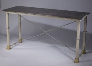 The 25 best Wrought iron console table ideas on Pinterest Iron