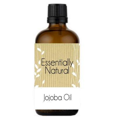 Jojoba Oil - your skin will love it!