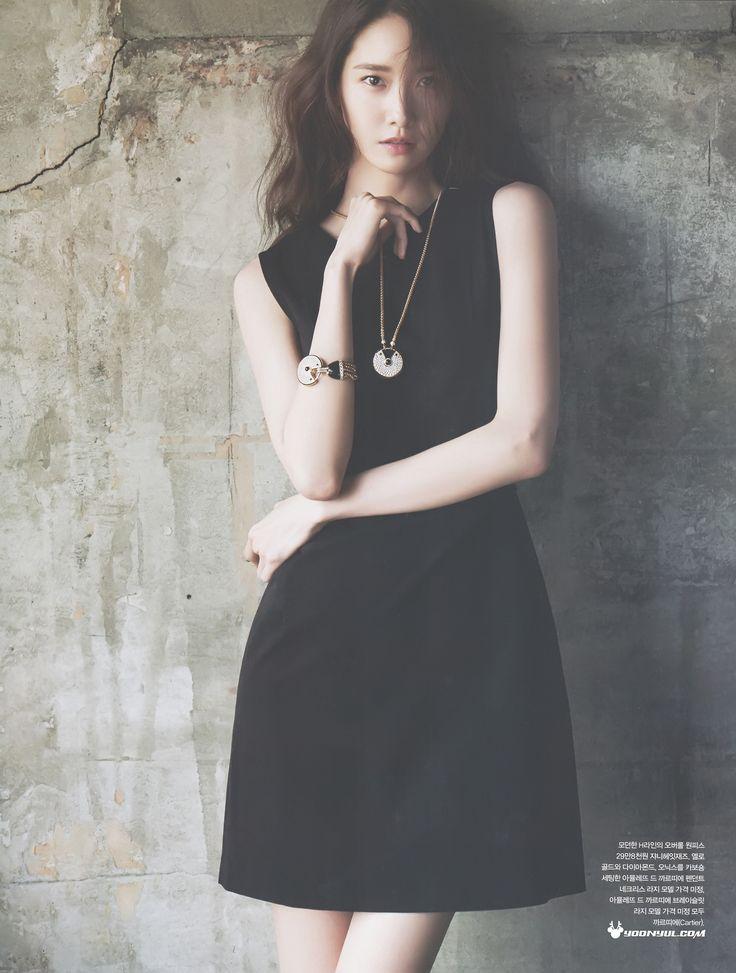 #Yoona #윤아 #ユナ#SNSD #少女時代 #소녀시대 #GirlsGeneration Cosmopolitan Cartier  (1500×1984)