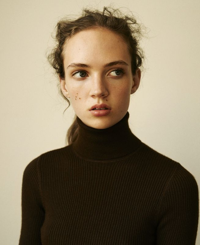 Adrienne Juliger by Matteo Montanari for Twin No.12 SS 2015 - Fashion Copious