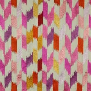 ikat via alovelylark.com | Hearts a Flutter Inspiration