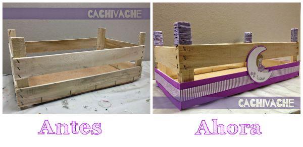 Ideas para reutilizar cajas