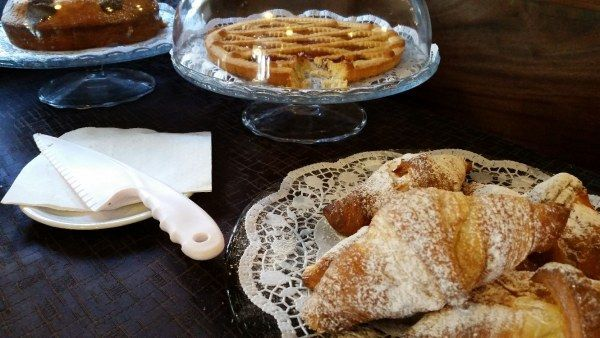Breakfast at Casa Lady Garda, https://www.facebook.com/pages/Hotel-Trattoria-Pizza-Casa-Lady/110546995646380