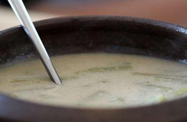 ταχινοσουπα
