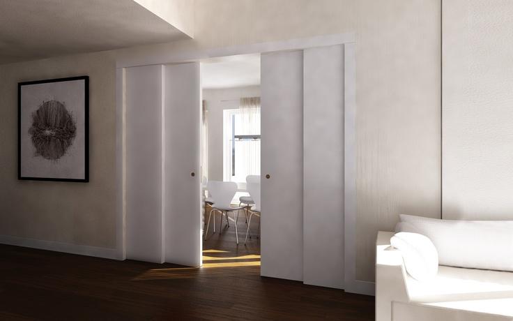 www.eurocassonetto.it Eurocassonetto® - il controtelaio per porte scorrevoli a scomparsa