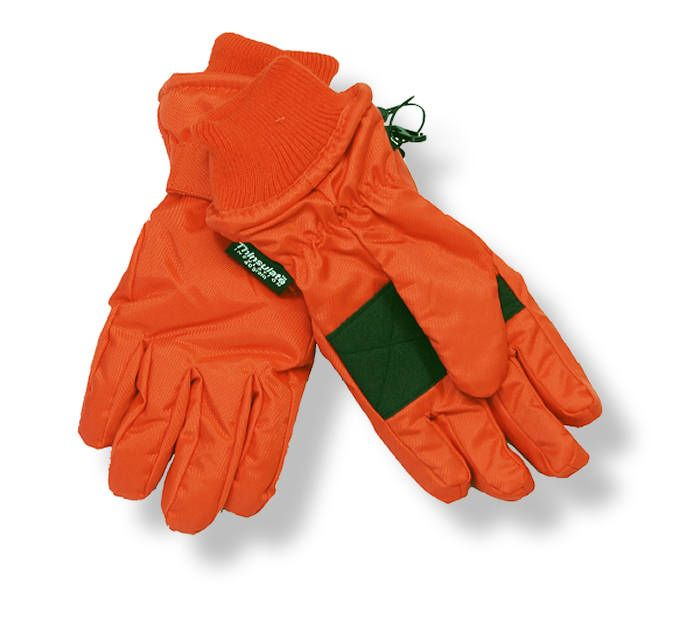 Minymo Fingerhandschuhe Thermo Handschuhe Now61 Mandarin Orange - Bild vergrößern