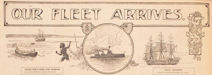 Fleet Review History | International Fleet Review 2013